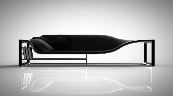 sofa bucefalo