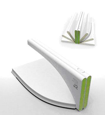 foldable iron