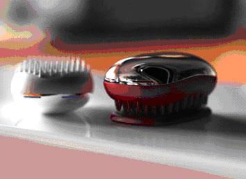 supersonic washing brush