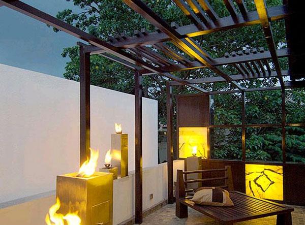 suruchi residence-terrace