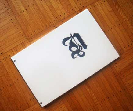 portfolio case design