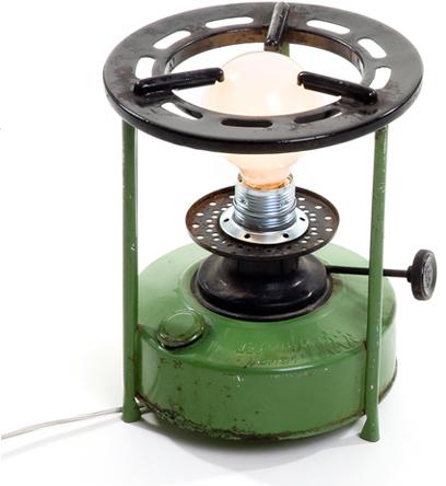 kerosene burner light