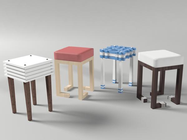 Fabio Teixeira-stools